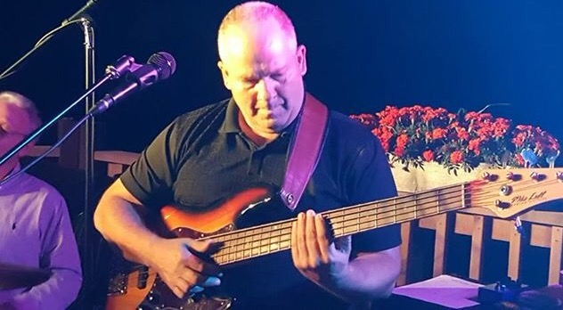 Eric Sunness - Bass Guitar