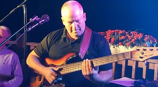 Eric Sunness - Bass Guitar